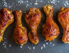 Pilons de poulet de grains
