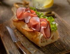 Jambon blanc maison, excellent dans vos sandwichs